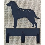CHESAPEAKE BAY RETRIEVER KEY/LEASH HOLDER