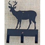 DEER KEY/LEASH HOLDER