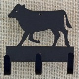 COW KEY/LEASH HOLDER
