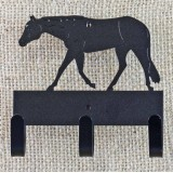 QUARTER HORSE KEY/LEASH