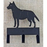 AUSTRALIAN CATTLE DOG KEY/LEASH HOLDER